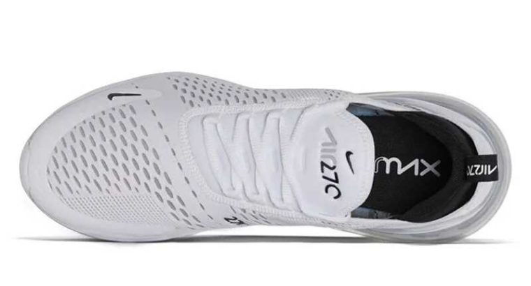 NIKE AIR MAX 270 Parent-child Shoes Original Comfortable Men And Kids Running Shoes Lightweight Spor