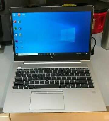 HP Elitebook 745 G6 AMD Ryzen PRO 3500Uw/ Radeon 16GB RAM 256GB M.2 SSD